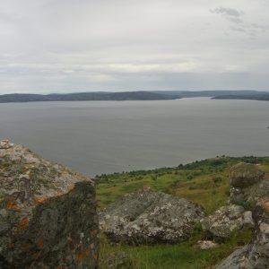 Blick auf Victoria See