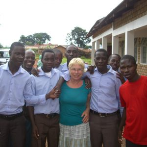 B.Lurse mit Students